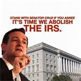 Ted Cruz IRS