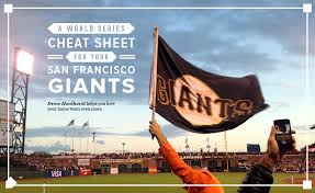 Giants cheat sheet