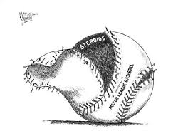 STEROIDS BASEBALL - NOT FREE GOOD
