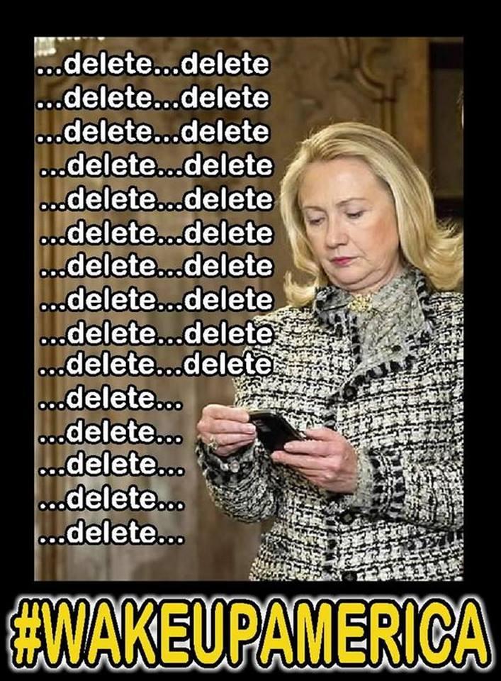 Delete delete g00d