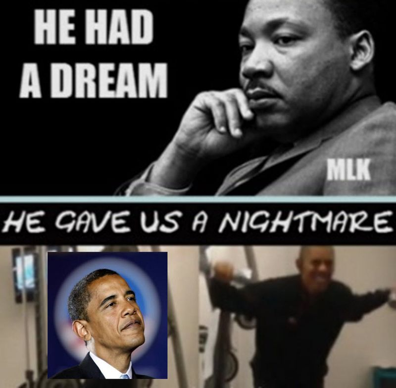 Mlk dream vs obama scheme 1500 halo 1000